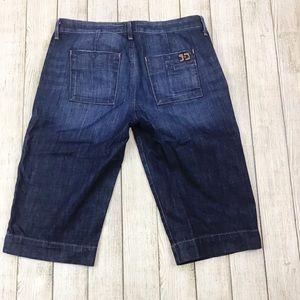 Joe's Jeans | High Rise | Dark Washed Crops